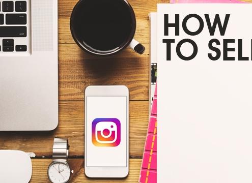 cara jualan online dari instagram