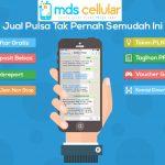 MDS Cellular Jual Pulsa Elektrik Murah All Operator