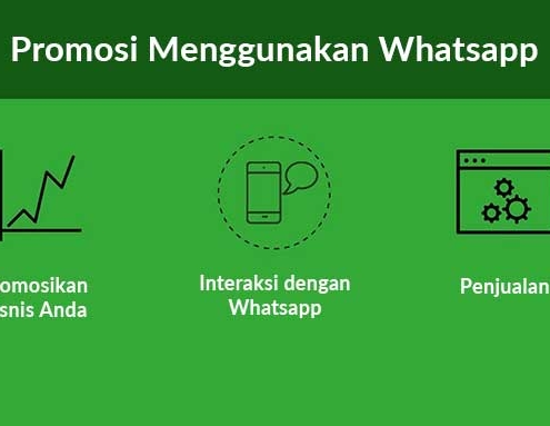 Promosi Whatsapp