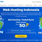 Niagahoster Review Web Hosting Murah Gratis Domain+SSL