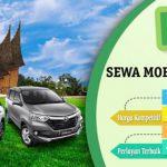 Jasa Sewa & Rental Mobil Padang Murah Dengan Sopir+BBM