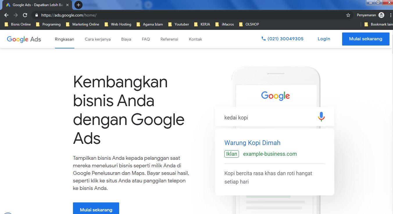 Gambar Google Adwodrs