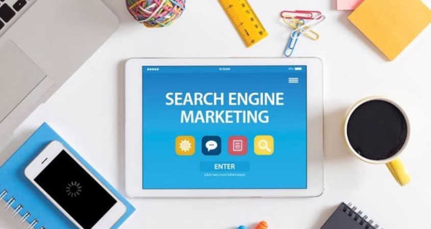 Menggunakan Search Engine Marketing
