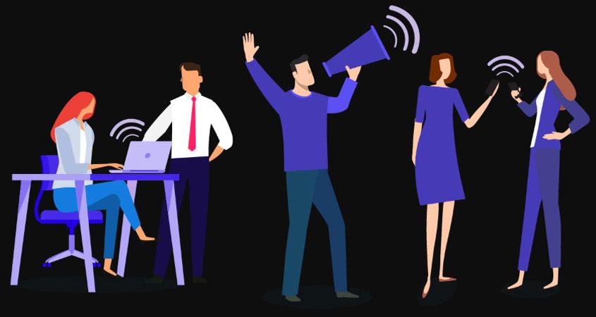 Menjalin Komunikasi Dengan Pelanggan