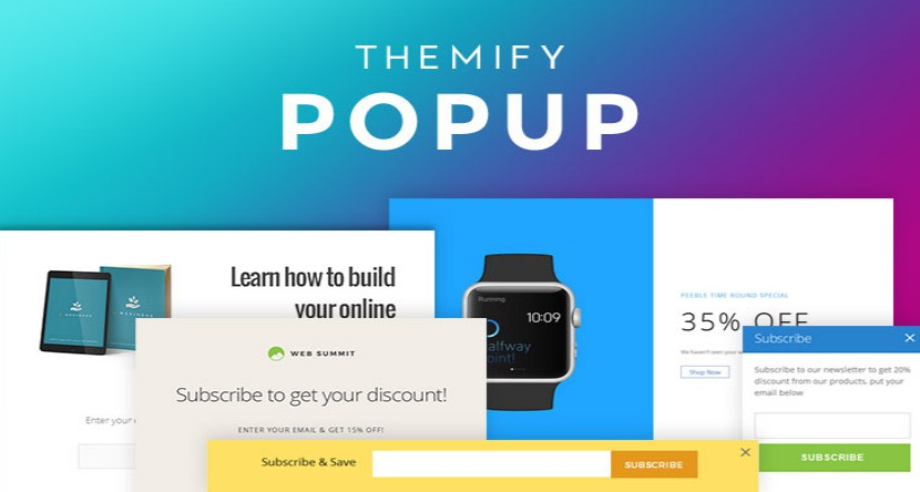 Plugin Themify Page Builder