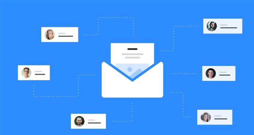 Membangun List Email