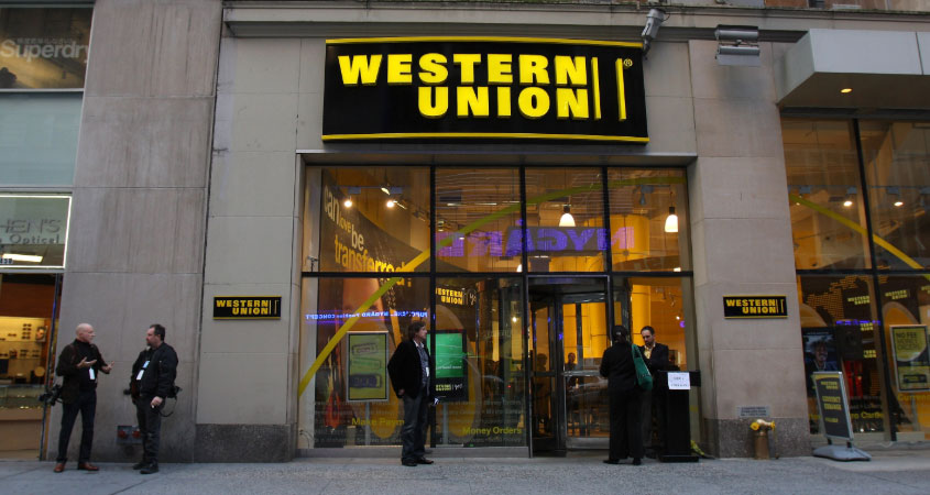 Mengambil Uang Lewat Western Union