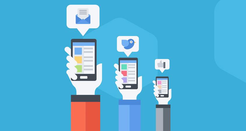 Promosikan Konten ke Media Sosial