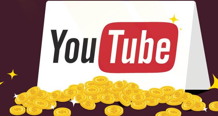 Tutorial Mendapatkan Uang dari Youtube