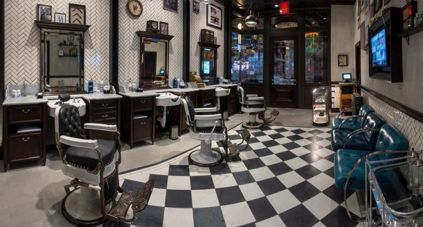 barbershop medan